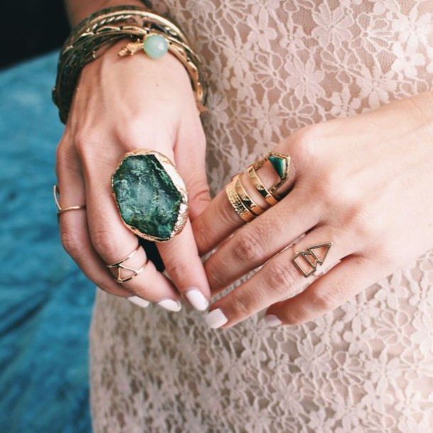 значение колец на пальцах, кольца на руках значение